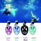 Swimming Full Face Mask Surface Diving Snorkel Scuba Breath for GoPro S/M & L/XL