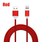 Magnetic LED USB Type-C Fast Charger Date Cable For Samsung Galaxy S8 Plus Note8