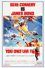 You Only Live Twice Bond 007 Movie-Poster/Photo/Print or T-Shirt Transfer £3.75 GBP