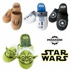 Official Star Wars Slippers Force Awakens Adult Slip On Mule Slippers Size 5-10 £9.95 GBP