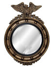 Patriotic Eagle Style 1 Beveled Wall Mirror Made in USA in 40 Colors
