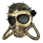 Steampunk Masquerade Ball Gas Mask Burning Man Halloween Party Cosplay Prom