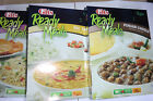 Gits  Ready Meals   Instant Indian Meal -VEGAN -ALL NATURAL - NO ADDED MSG