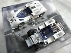 1:18 Exoto 1966 Chaparral 2E  #65 Winner,  1966 Monterey GP VERY RARE 2 car set