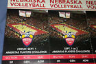 2 Nebraska vs. Michigan State Volleyball tickets!!  Wed,  Oct 4th,  2017