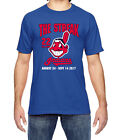 Cleveland Indians 22 Game Winning Streak Aug 24 - Sept 14 2017 MLB Graphic T on Ebay