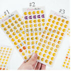 New Set of Emoji Smiley Stickers for Crafts Scrapbook iPhone Laptop Tablet etc.