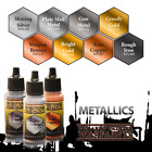 Внешний вид - The Army Painter Metallic Warpaints: 18mL Eyedropper Bottle Paint for Miniatures