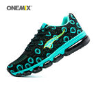Outdoor sports shoes Fashion Casual Sneakers Damping Men running Shoes in Green