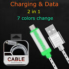 TIANSTON colorful USB Data & Sync charging Cable for Sumsung Xiaomi Huawei HTC