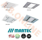MARTEC 3 in 1 Bathroom Halogen Heaters Exhaust Fan LED Light Lighting GU10 Air