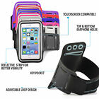 Quality Gym Running Sports Workout Armband Phone Case Cover - Sony Xperia XZ1