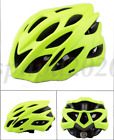 Adults Road Bike Bicycle Cycling Mountain Safe Helmet With Light Adjustable
