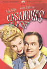 Casanova's Big Night DVD Bob Hope, Joan Fontaine - NEW