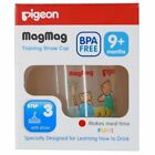 New! Pigeon Step 1 2 3 BPA Free MagMag Baby Drinking Skill Training Cup System