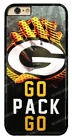Green Bay Packers NFL Football Hard Phone Case for Touch/iPhone/Samsung/LG/Sony
