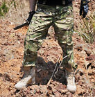 Airsoft TACTICAL Military Army Designer Camo Combat Cargo Trousers Pants Hunting