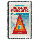 "Star Trek TNG ""Ep 3.21 - Hollow Pursuits"" Dye Sublimation Blanket/Throw"