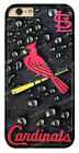 St.Louis Cardinals MLB Baseball Hard Phone Case For Touch/iPhone/Samsung/Sony/LG