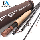 "Maxcatch #4 #5 Fly Rod 9'-10'6"" / 9'6''-11'0'' Fly Fishing Rod Extension Section"