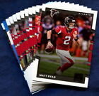2017 Donruss Atlanta Falcons NFL Football Card Your Choice - You Pick