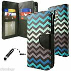For Samsung Galaxy S5 Luxury Leather Stand Cover Credit Card Wallet Case Pouch