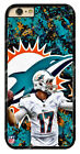 Ryan Tannehill MIami Dolphins NFL Hard Phone Case For iPhone/ Samsung/ Sony/ LG