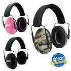 Macks Double Up Ear Defenders Hearing Protection for Shotgun / Rifle Shooting