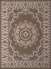 Traditional Oriental Medallion Area Rug Persian Style Carpet Runner Mat Any Size