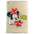 Disney Kawaii Minnie Mouse Soft Silicone Case Cover For Samsung iPad N571-106