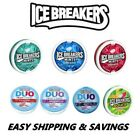 Внешний вид - Ice Breaker Flavored Mints Duo Sours 8 Pack 10 oz. Box  Strawberry Grape Many +