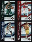 2016-17 Panini Excalibur RUN THE GAUNTLET Inserts - You Pick From List