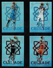 2016-17 Panini Excalibur CRUSADE Inserts - You Pick From List
