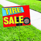 used auto tires for sale - Tire Sale New & Used Auto Body Shop Car Repair Coroplast Yard Sign