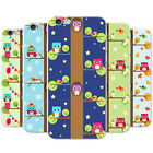 Owls High In The Tree Tops Snap-on Hard Back Case Phone Cover for Apple Phones
