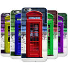 The London Telephone Box Snap-on Hard Back Case Phone Cover for Huawei Phones
