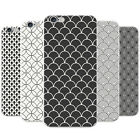 Beautiful Circles & Scallops Snap-on Hard Back Case Phone Cover for Sony Phones