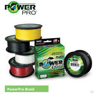 Shimano Power Pro Braided Mainline - Cod Bass Wrasse Pike Lure Sea Fishing Line