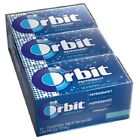 ORBIT GUM BY WRIGLEY'S MINT FRESH 12 PACK MANY OPTIONS + EASY SHIPPING
