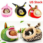 Kyпить Small Animal Soft Warm Bed Pet Hammock Hamster Rat Guinea Pig House Nest Pad HX на еВаy.соm