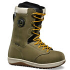 2015/16 Vans Implant Mens Snowboard Boots Green / Antique , Snowboarding
