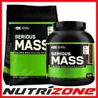 OPTIMUM NUTRITION ON Serious Mass Weight Gain Protein 2.72kg/5.45kg BEST PRICE