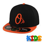 Baltimore Orioles MLB KIDS New Era 59FIFTY [5950] Fitted Cap