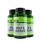 Kelp & Alfalfa  3 x 100 Tablets |Weight Loss and Water Retention |Thyroid Health on eBay