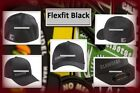 Claw Gear Logo CG Flexfit Cap Basecap S - M , L- XL  in Black  BW Softair