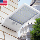 36 LED Solar Powered Motion Sensor Waterproof Garden Security Lamp Outdoor Light