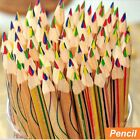4 in 1 Assorted Color Pencil Scented Rainbow Metallic For Art Drawing Sketching