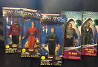 Star Trek DS9 Deep Space Nine 9 inch Action Figure Doll  Series