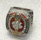 2016 CLEMSON TIGERS NCAA National Football Championship Solid Ring Gifts For Men