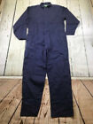 New Industrial Work Coverall Navy Unlined - CU Brand- by REED - USA 100% Cotton